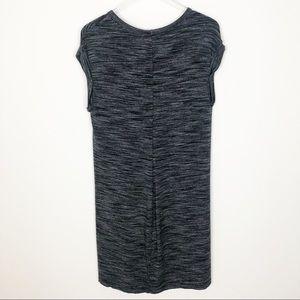 Anthropologie Dresses - Anthropologie cloth & stone melange T-shirt dress